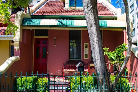♥Traditional Stylish Terrace in Glebe (Melaleuca)♥