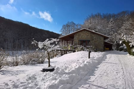 Le Barn's - Rougemont-le-Château - Bed & Breakfast