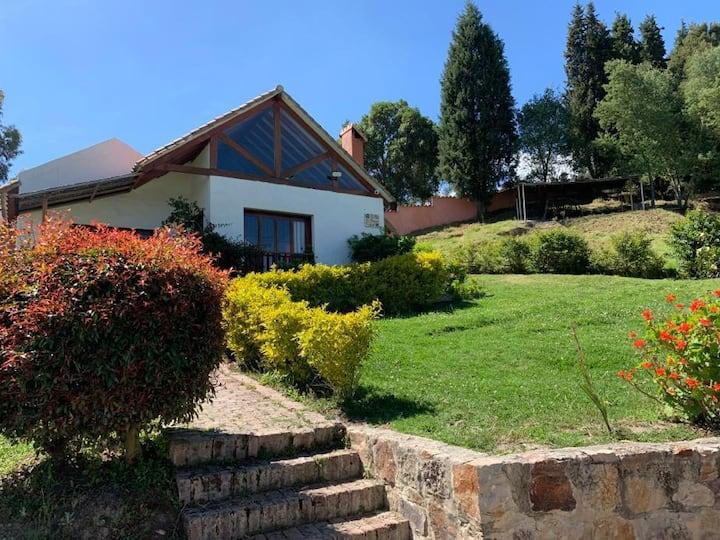 Casa Campestre Paipa  Vista Hermosa