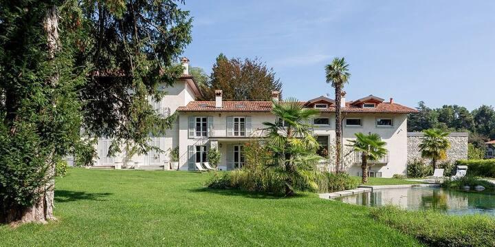 Villa di charme in campagna con giardino