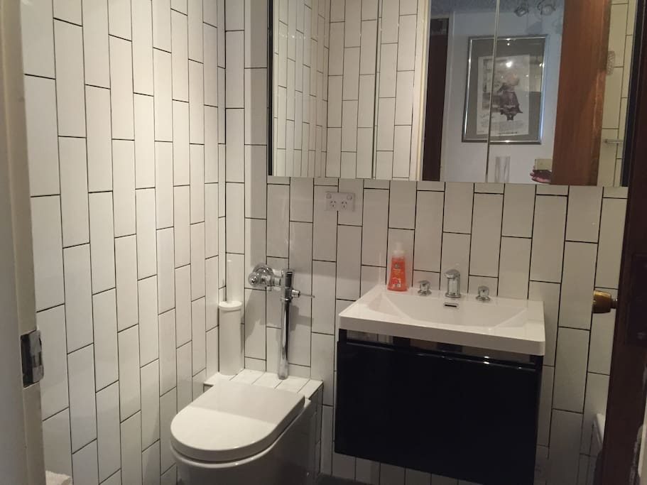 Bathroom was renovated in Feb 2016