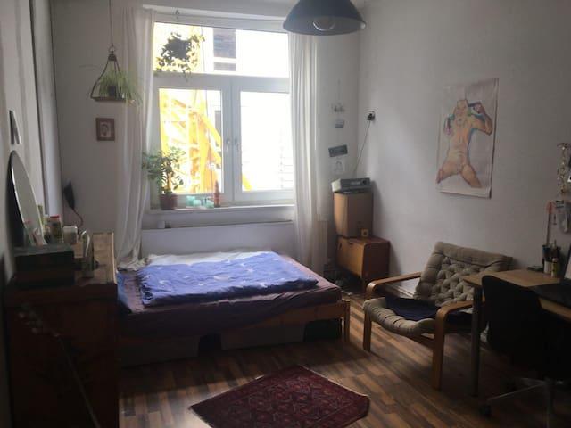cozy room in Hildesheim