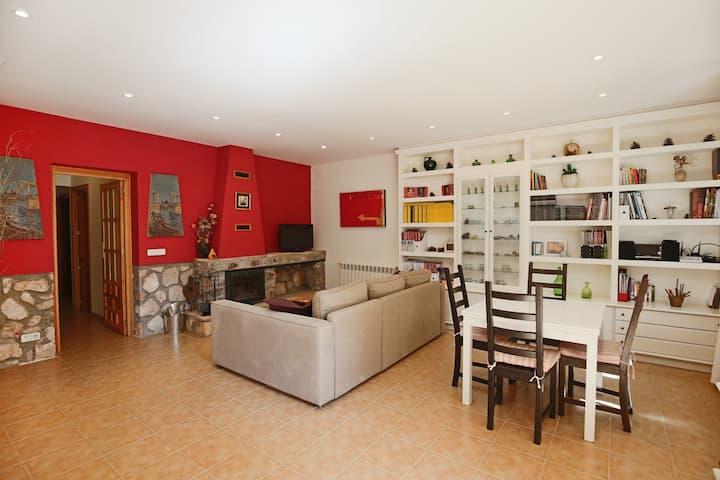 Villa Antares para 2 a 10 personas en Renera