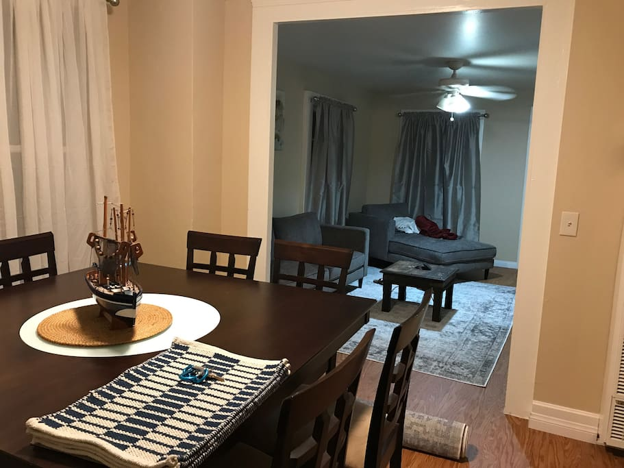 Shared Dining Table