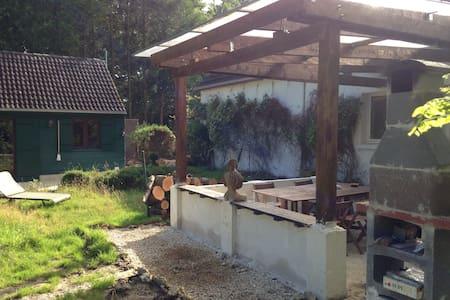2 Lofts en duplex avec  véranda et BBQ 12 personne - Le Perray-en-Yvelines