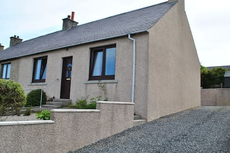 12 Earl Thorfinn Street, Self Catering in Kirkwall