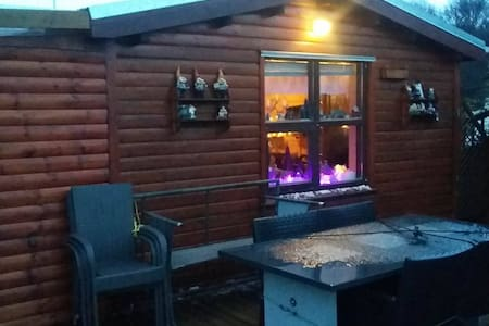 Beautiful cozy nature cabin in Borgarnes - Borgarnes - Nature lodge