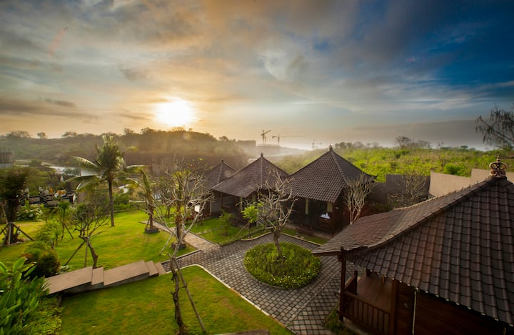 8BR for 16 at Pandawa Beach Area