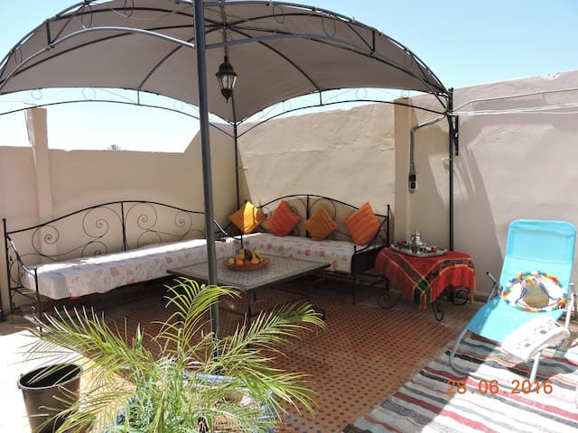 Appartement place jame elfna médina - Marrakech - Apartment