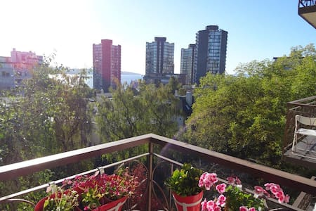 Ocean View, comfy 1bdr in West End - Vancouver