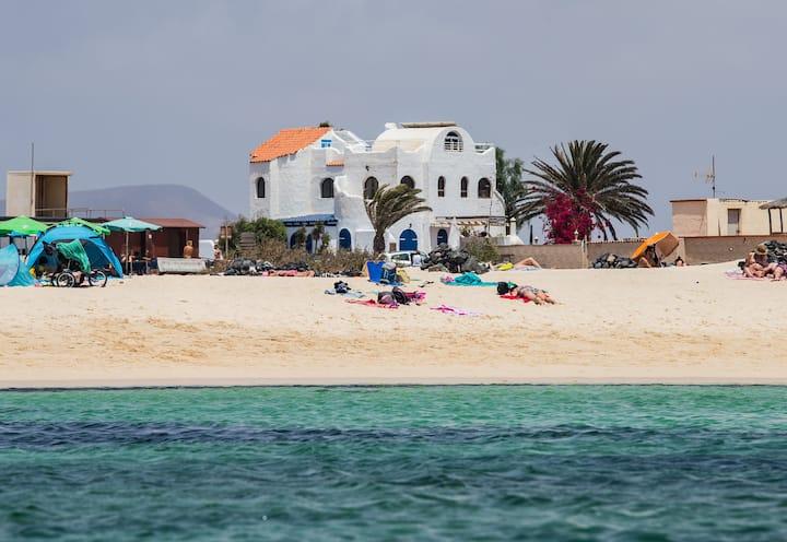 Apartamento en la playa La Concha