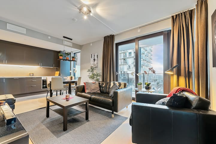 BARCODE- Exclusive apartment near Central st.-Oper