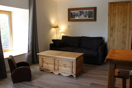 Le Chalet des Eulets - Appt 5 pers - ブール·サン·モーリス