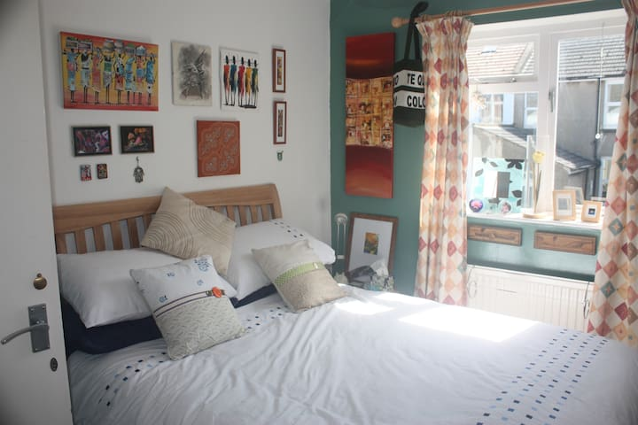 Central Hove private double room