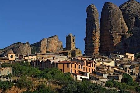Casa en Agüero, Huesca. - Agüero - Lägenhet