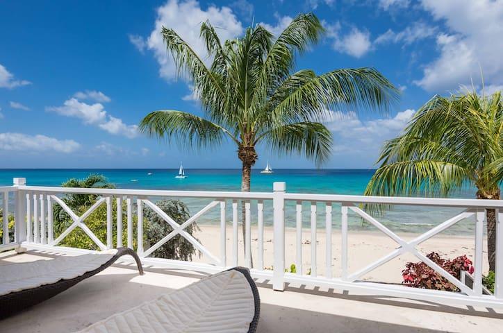 Radwood Beach Villa 1