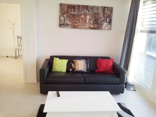 Confortable & pleasant @ high tech city Lausanne. - Lausanne - Apartment
