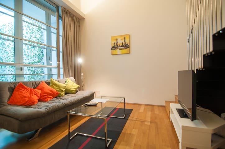 1 Bedroom Loft Ultra-Luxury Suite 6 Somerset MRT