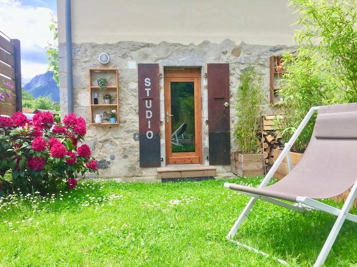 Studio - Lac d'Annecy