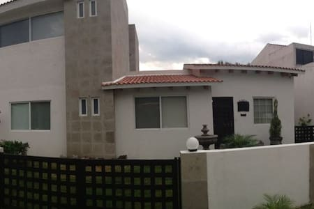 Linda Residencia vacacional en Lomas de Cocoyoc - Oaxtepec - House