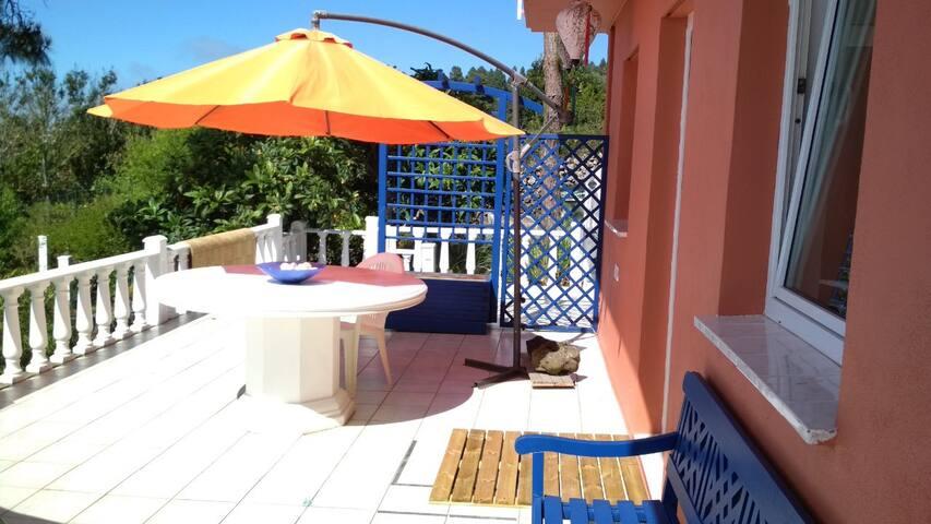 """Holiday Apartment Vista-al-Mar (""""Fox´s Den"""")"""