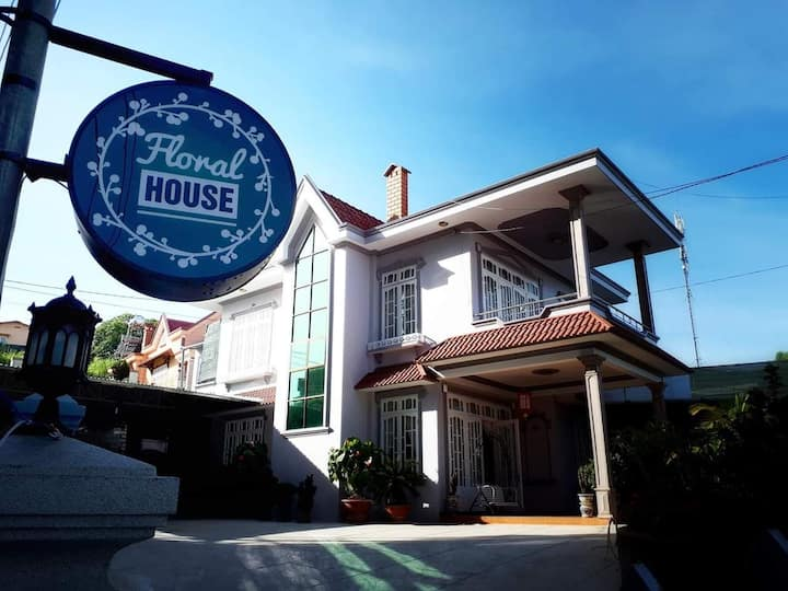 Floral House- (1-2 người) rooms for couples