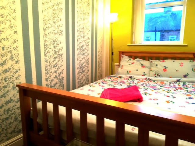 Cozy Double Bedroom near Uni/MMU/Infirmary/Center