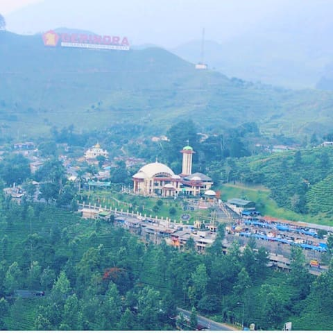 Martin villa puncak bogor indonesia
