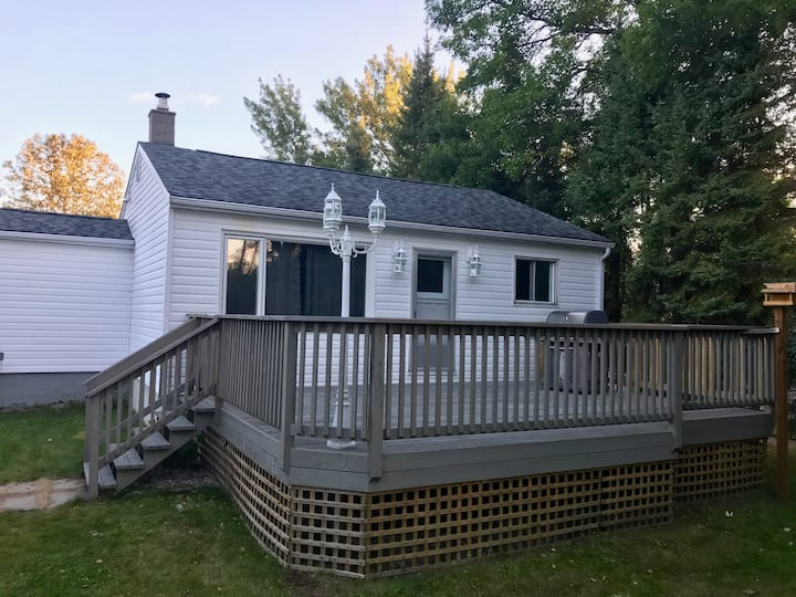 Cozy two bedroom furnished home in great location