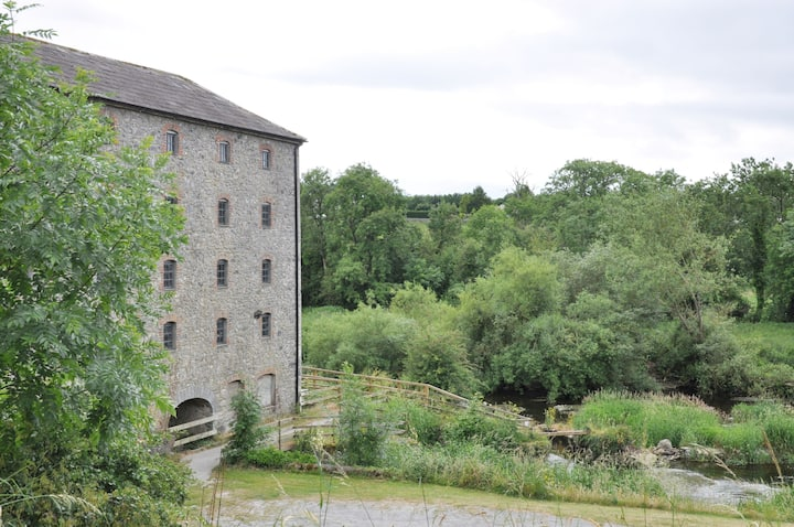 Kellsborough Mill, Kiln Room Self-catering Studio