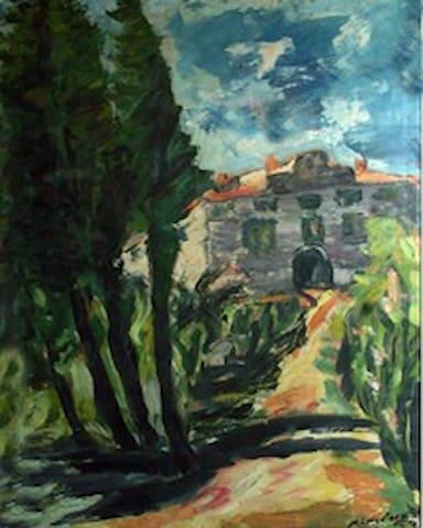 Casa Padronale nel Chianti - Bucine - Flat