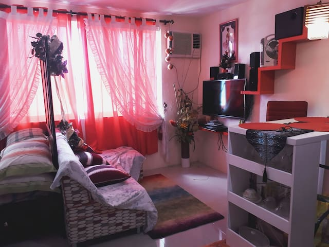 Studio-type Condo Unit near Downtown Cebu City