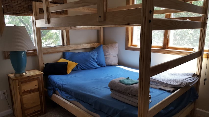 Cozy Private Room near RUTGERS/NYC - Sayreville - Talo
