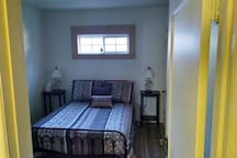 One Bedroom With Double Bed