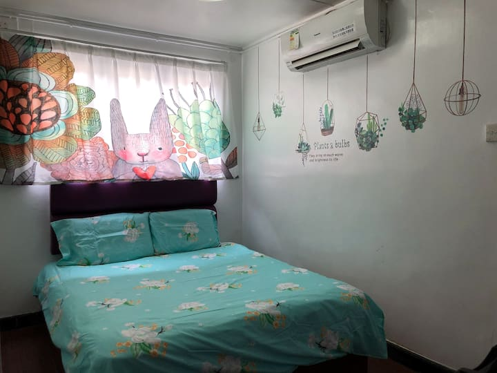 【長洲Cheung Chau】 Room:DB 海景房