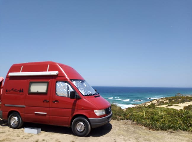 Van for holidays