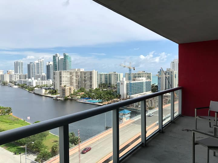 35 Beautiful one bedroom apartment with NiceView