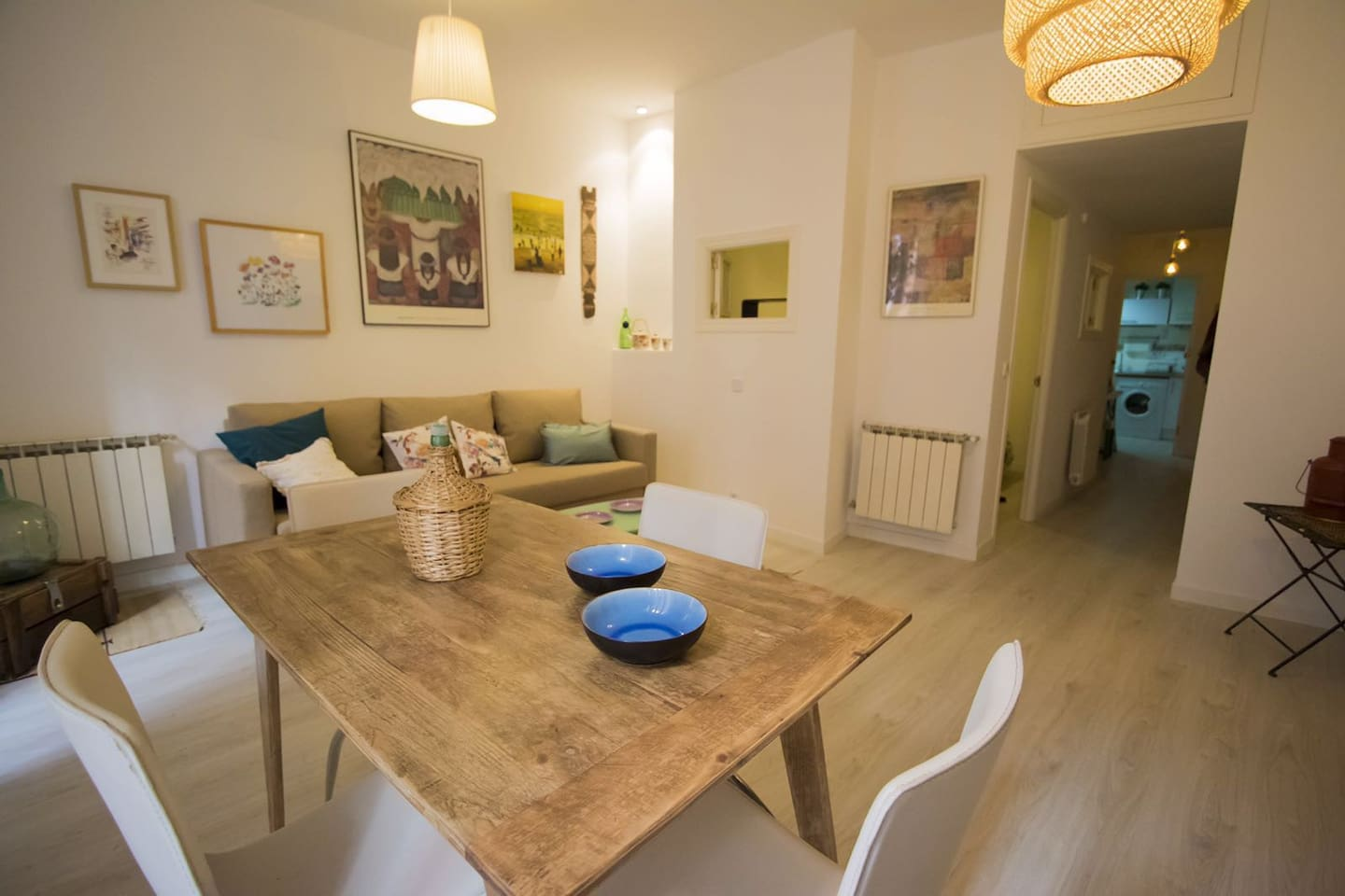Friendly Home In The Centre Of Madrid Lavapies St Apartments  # Muebles Tirso De Molina