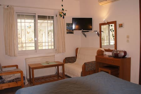 Entdecke mit uns die Insel Thassos - Thasos - 家庭式旅館