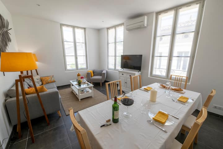 Le 25 - Appartement au cœur de saint Emilion