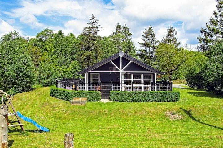 Stylish Holiday Home in Hadsund with Sauna