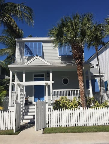 Key West Gulf front Home