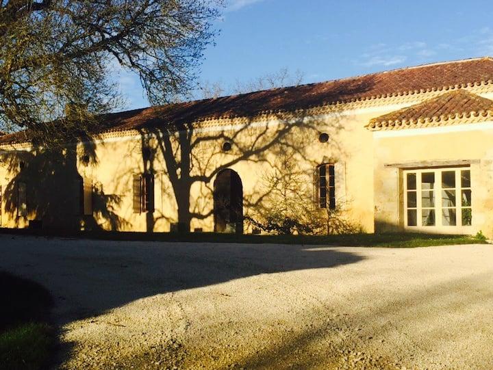 Villa romaine en Gascogne