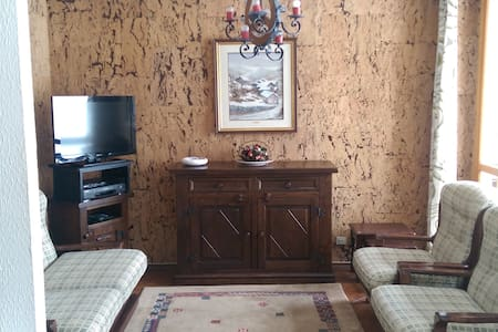 Comfortable & Warm Alps Flat - Wohnung