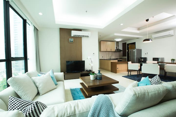 NEW 3BR SETIABUDI RESIDENCE/8thFloor PrivateLift