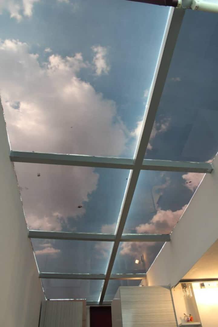 çatı katı dairesi alsancak