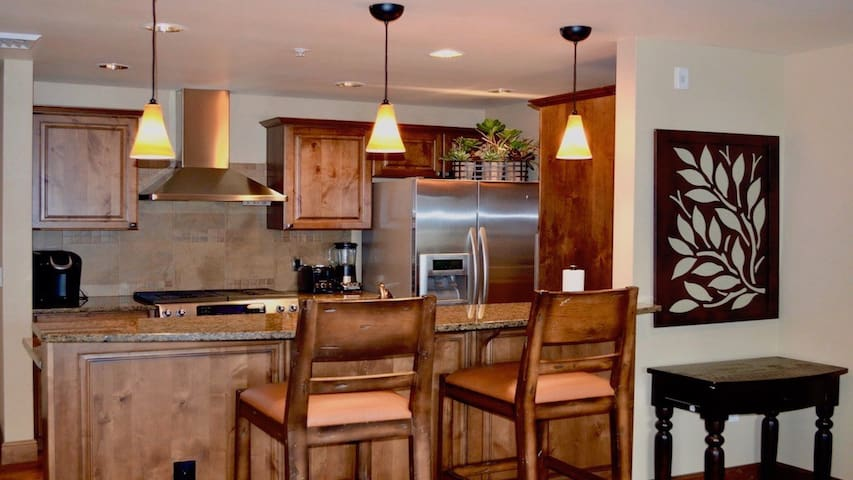 Gorgeous 3 Bedroom Condo in Downtown McCall