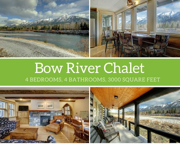 Rockies Rentals: Cozy Riverside Cabin with Expansive Mountain Views