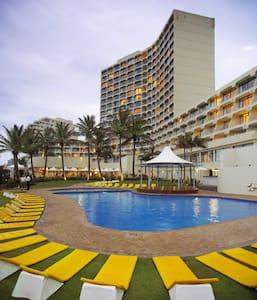 UMHLANGA SANDS - 25/3 TO 1/4   &  29/4 TO 6/5 2017 - Dolphin Coast - 飯店式公寓