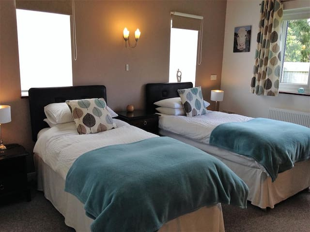 Twin Room at Bowens Bed and Breakfast